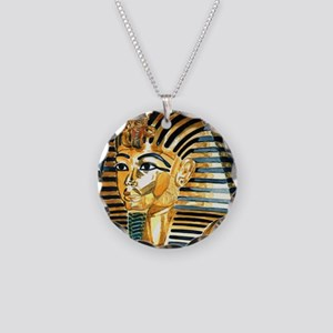 Pharao001 Necklace Circle Charm