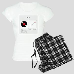 LP (Lumbar Punture) Women's Light Pajamas