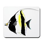 Moorish Idol Mousepad