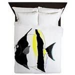 Moorish Idol Queen Duvet