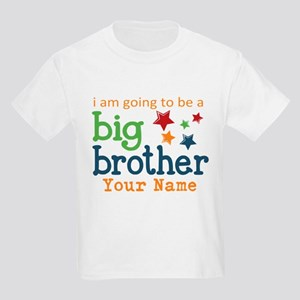 I am going to be a Big Brother Personalized Kids L