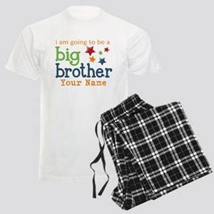 I am going to be a Big Brother Personalized Men's