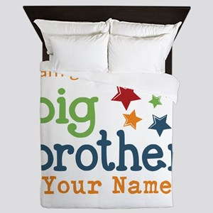 I am going to be a Big Brother Personalized Queen