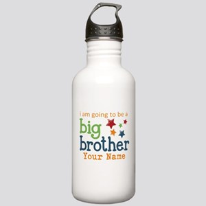 I am going to be a Big Brother Personalized Stainl