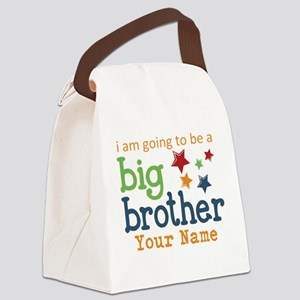 I am going to be a Big Brother Personalized Canvas