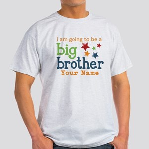 I am going to be a Big Brother Personalized Light