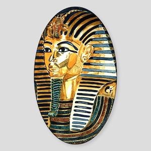 Pharao001 Sticker (Oval)