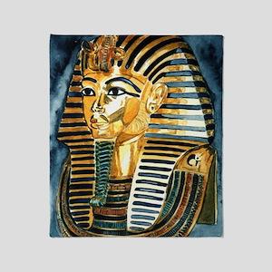 Pharao001 Throw Blanket
