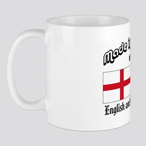 English-Scottish Mug