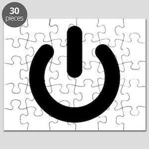 Geek Power Symbol Ideology Puzzle