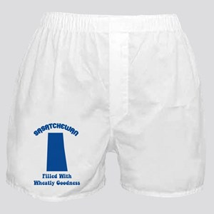 Saskatechewan: Filled With Wh Boxer Shorts