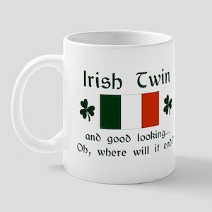 Irish Twin-Good Looking Mug