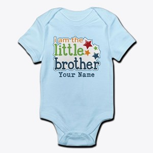 Little Brother - Personalized Infant Bodysuit