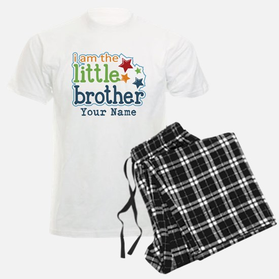 Little Brother - Personalized Pajamas