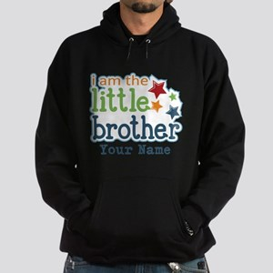 Little Brother - Personalized Hoodie (dark)