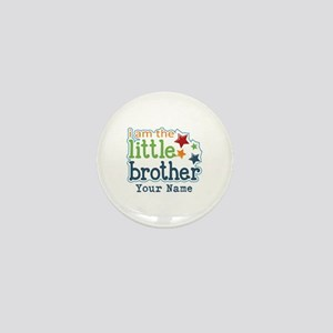 Little Brother - Personalized Mini Button