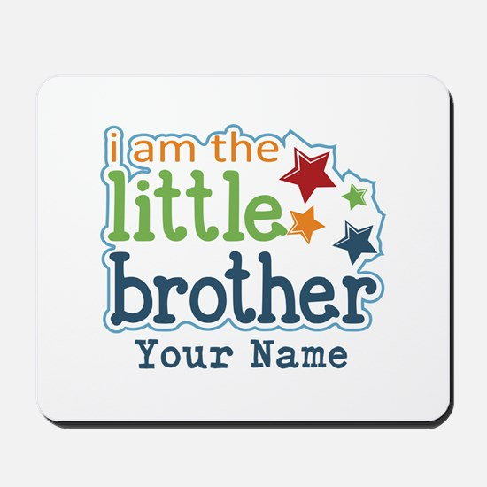 Little Brother - Personalized Mousepad