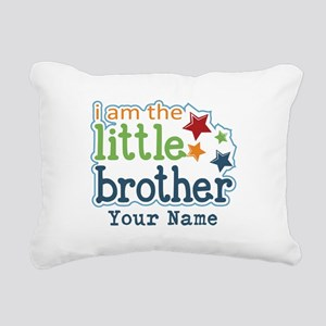 Little Brother - Personalized Rectangular Canvas P