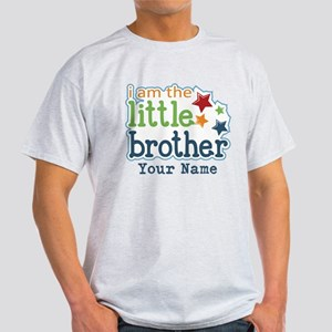 Little Brother - Personalized Light T-Shirt