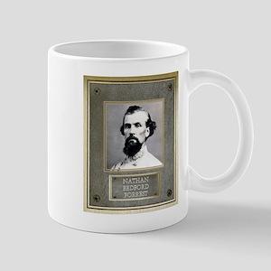 Bronze Plaque - Nathan Bedford Forrest Mugs