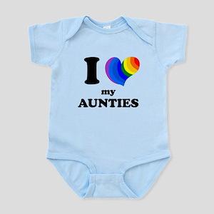 I Heart My Aunties Body Suit