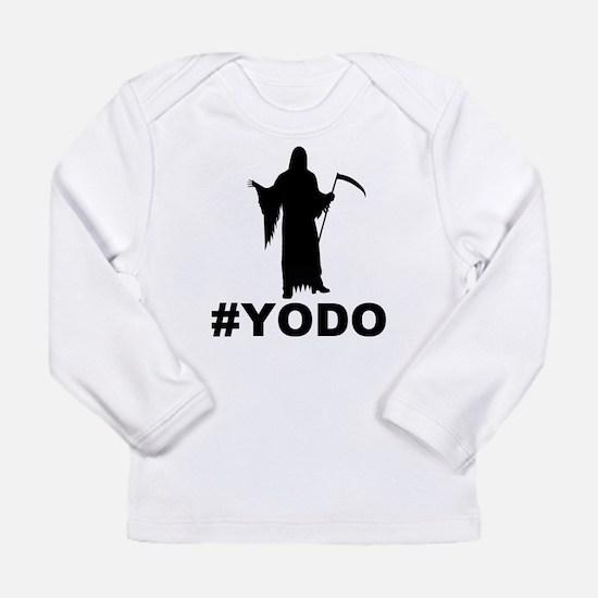 #YODO Grim Reaper Long Sleeve T-Shirt