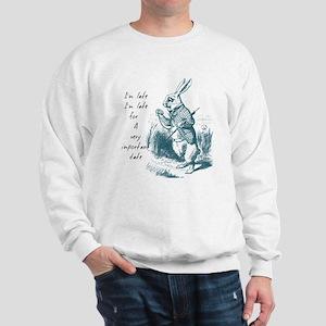 Late Rabbit Sweatshirt