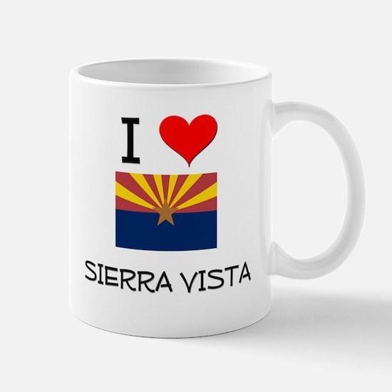 I Love Sierra Vista Arizona Mugs