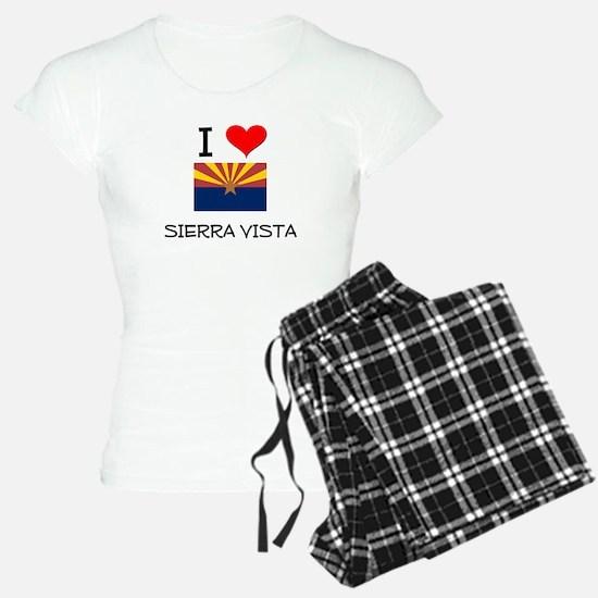 I Love Sierra Vista Arizona Pajamas