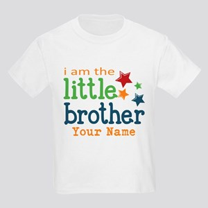 I am the Little Brother Kids Light T-Shirt