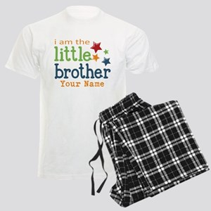 I am the Little Brother Men's Light Pajamas