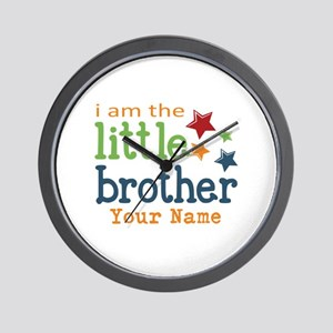 I am the Little Brother Wall Clock