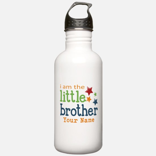 I am the Little Brother Water Bottle