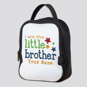 I am the Little Brother Neoprene Lunch Bag