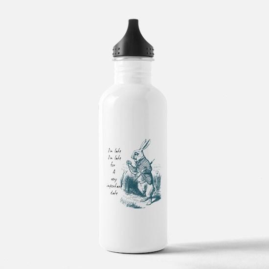 Late Rabbit Water Bottle