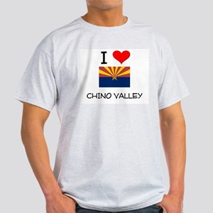 I Love Chino Valley Arizona T-Shirt