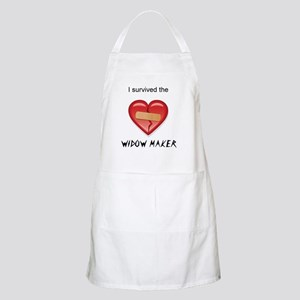 widow maker design Apron