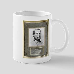 Bronze Plaque - John S. Mosby Mugs
