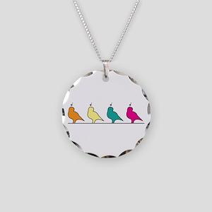 Bird Chorus Necklace