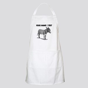 Custom Mule Sketch Apron