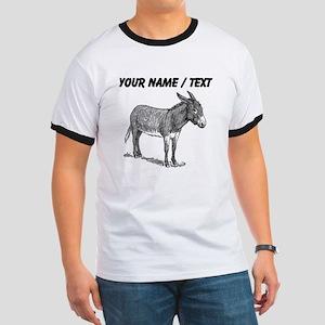 Custom Mule Sketch T-Shirt