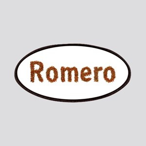 Romero Fall Leaves Patch
