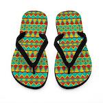 Tribal Soul Flip Flops