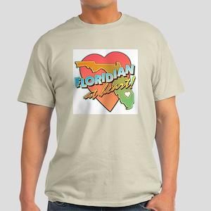 Floridian at Heart Light T-Shirt