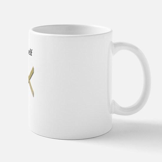 Funny Jesus Fish Mug
