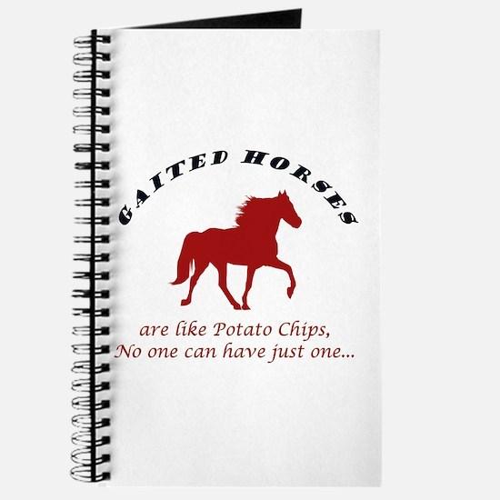 Gaited Horses are like Potato Journal