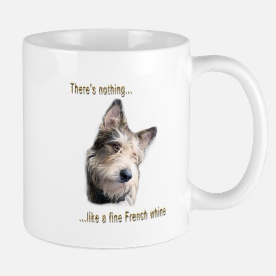 French Whine Mugs