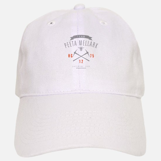 Team Peeta Baseball Baseball Cap