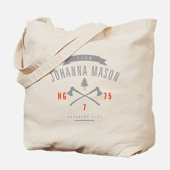 Team Johanna Mason Tote Bag
