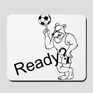Ready? Mousepad